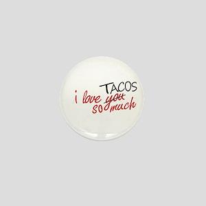 i love you so much [AUSTIN VER.] Mini Button